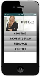 realtor mobile website